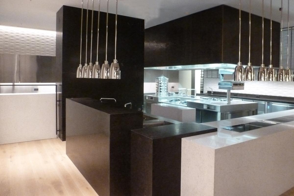 Fairmont Quasar IST Eastern Show kitchen