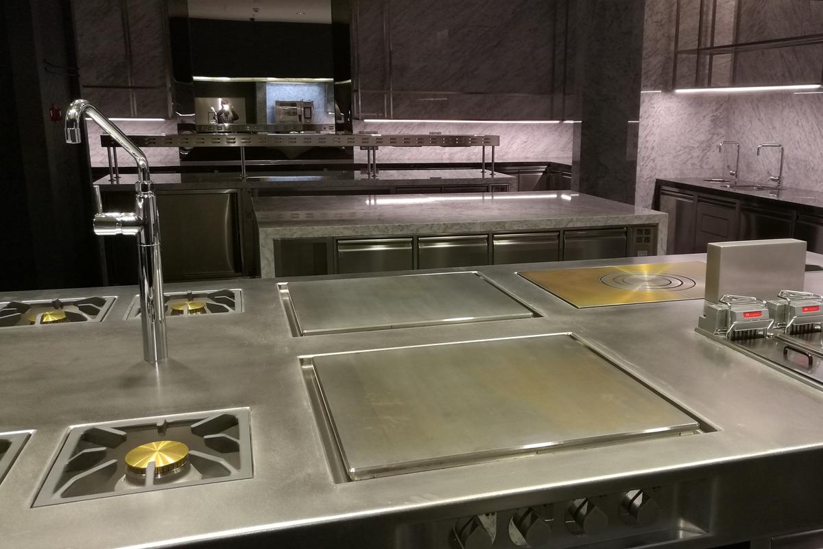Fairmont Quasar IST Speciality kitchen herd