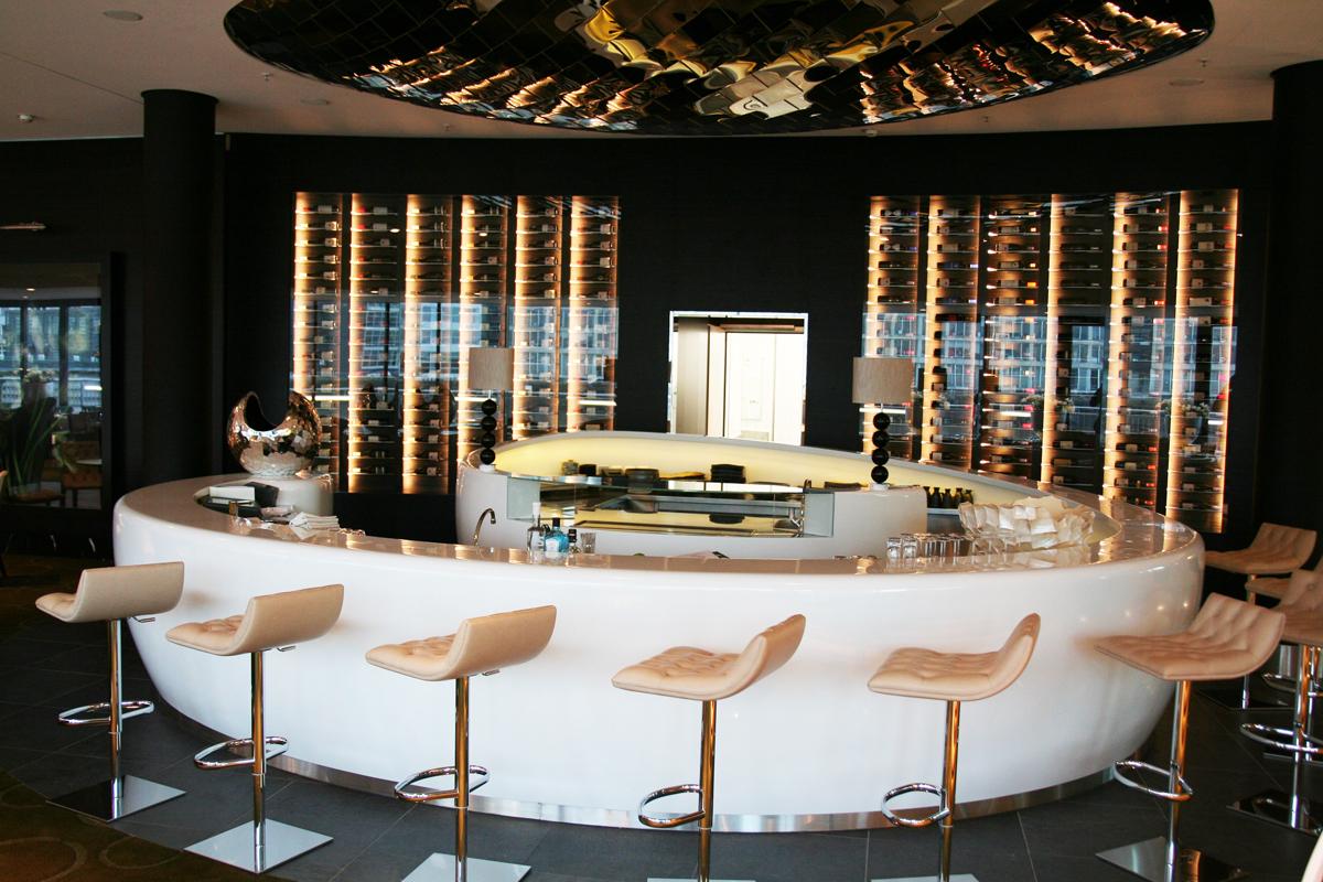 Hyatt Regency Düsseldorf White Bar