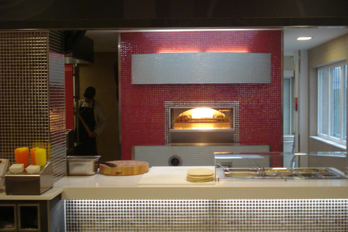 Spot Berlin pizza ofen